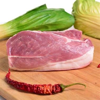 【添康】生态有机猪肉 前尖 500g/盒  前肩